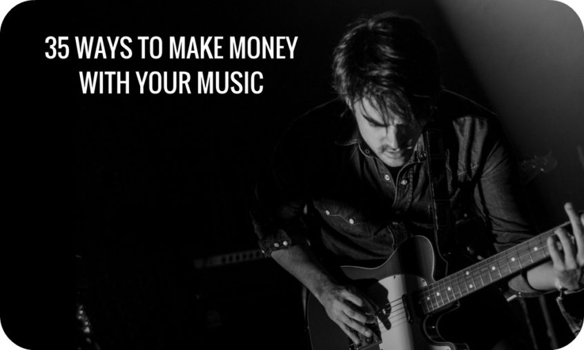 how to make money with music online heat on the street music marketing