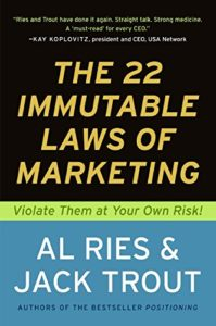 22 immutable laws marketing 5 music industry books must read heat on the street music marketing