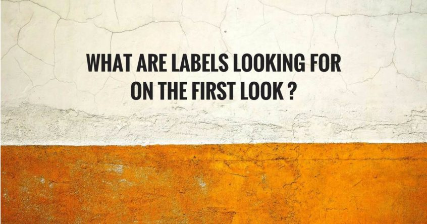 what are record labels looking for on first look post heat on the street music marketing