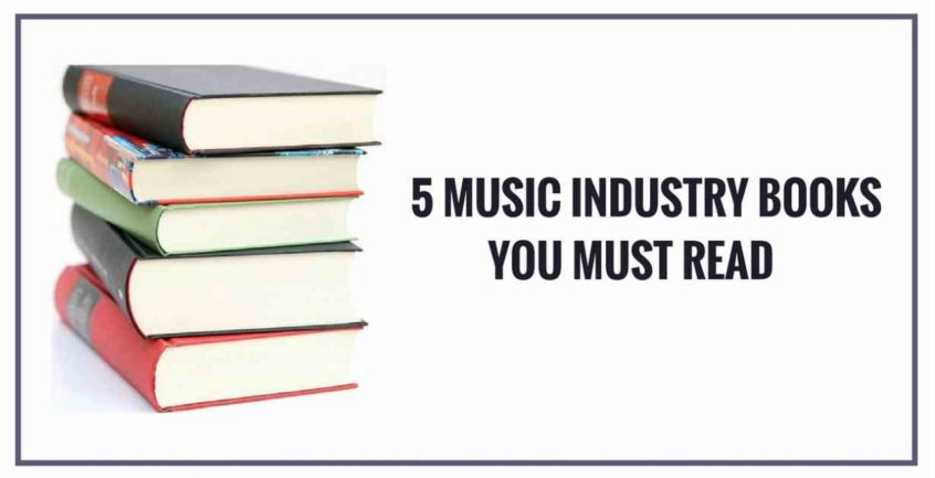 5 music industry books must read heat on the street music marketing
