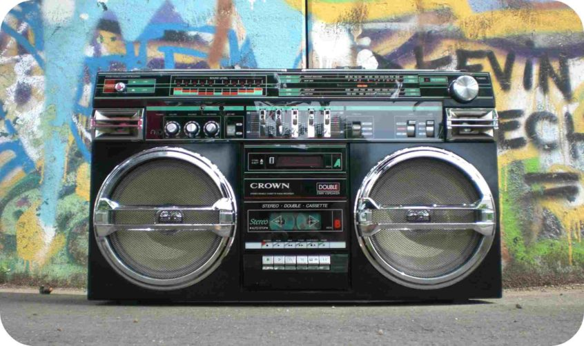 how to get a record deal boombox compressed heat on the street music marketing