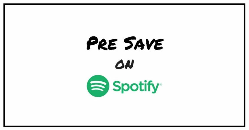 pre save spotify heat on the street music marketing