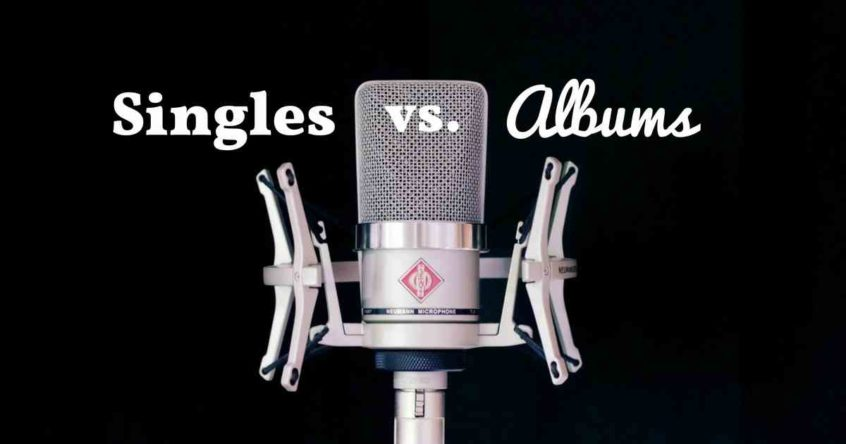singles vs albums heat on the street music marketing