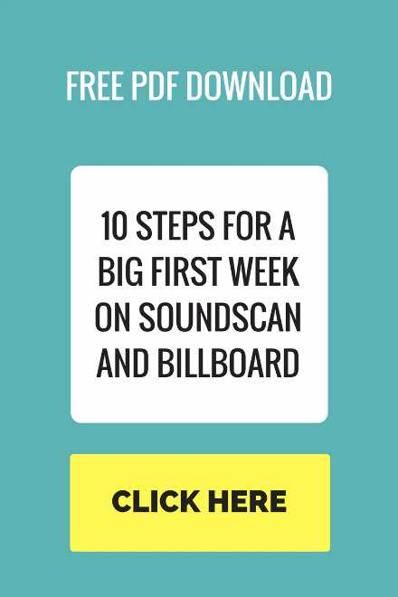 What Is Soundscan And Why Do First Week Sales Matter?