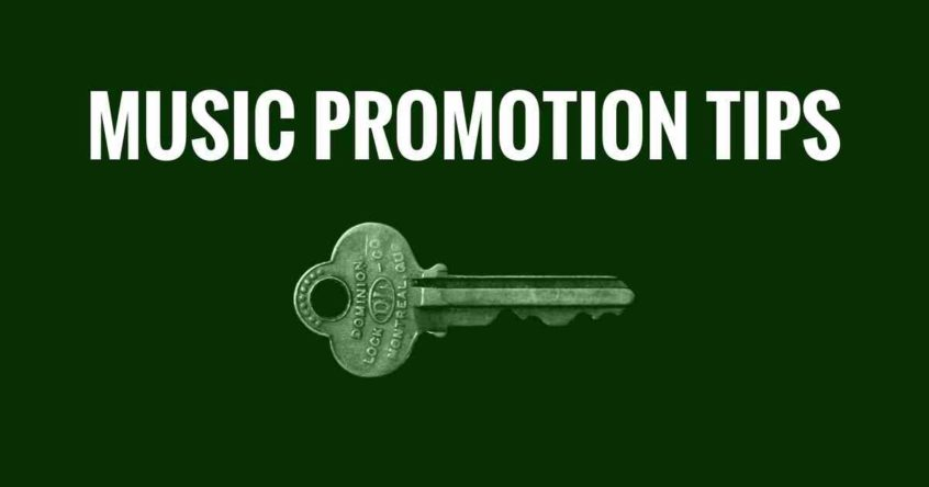 music promotion heat on the street music marketing services tips