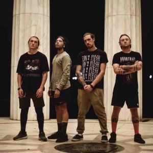 End The Empire band how start music career