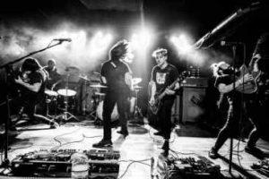 Forever Losing Sleep band how start music career