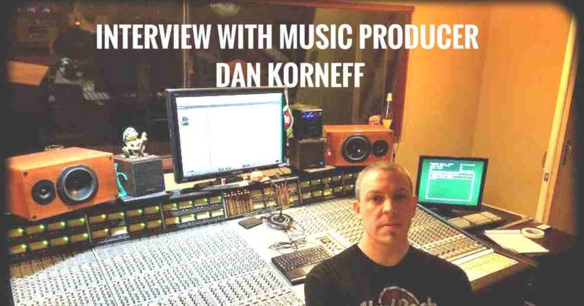What Is A Music Producer interview Dan Korneff heat on the street music marketing