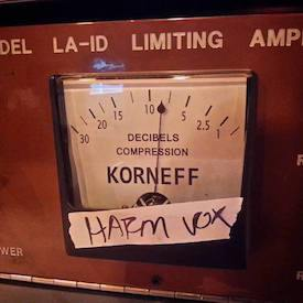what is a music producer harm vox engineer dan korneff heat on the street music marketing