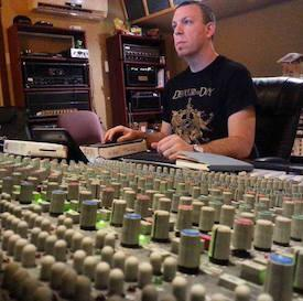 what is a music producer engineer console dan korneff heat on the street music marketing