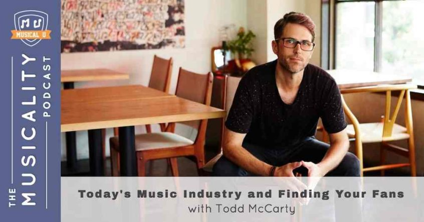 musicality podcast episode 98 todd mccarty heat on the street music marketing