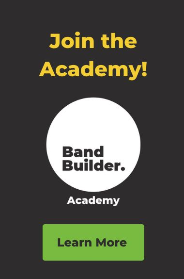 join band builder academy