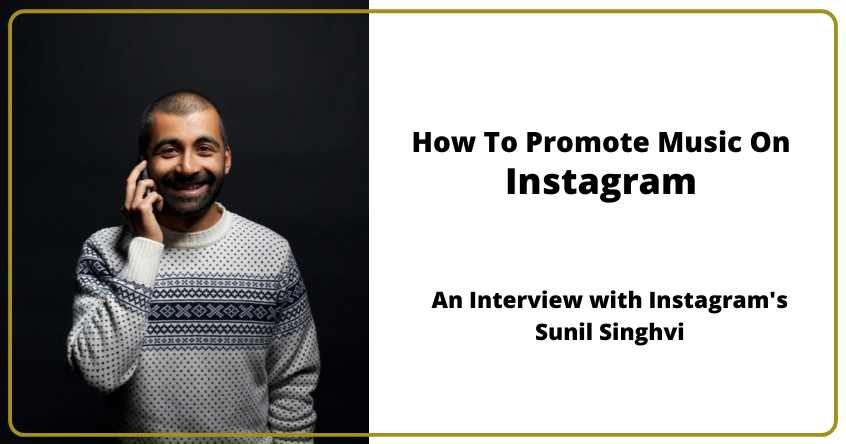 how to promote your music on instagram social media marketing